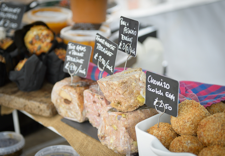 Molesey Farmers Market 15 October Photos