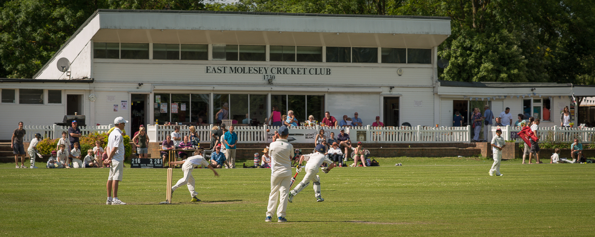 East Molesey Cricket Club and KWW