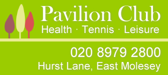 Pavilion Club East Molesey