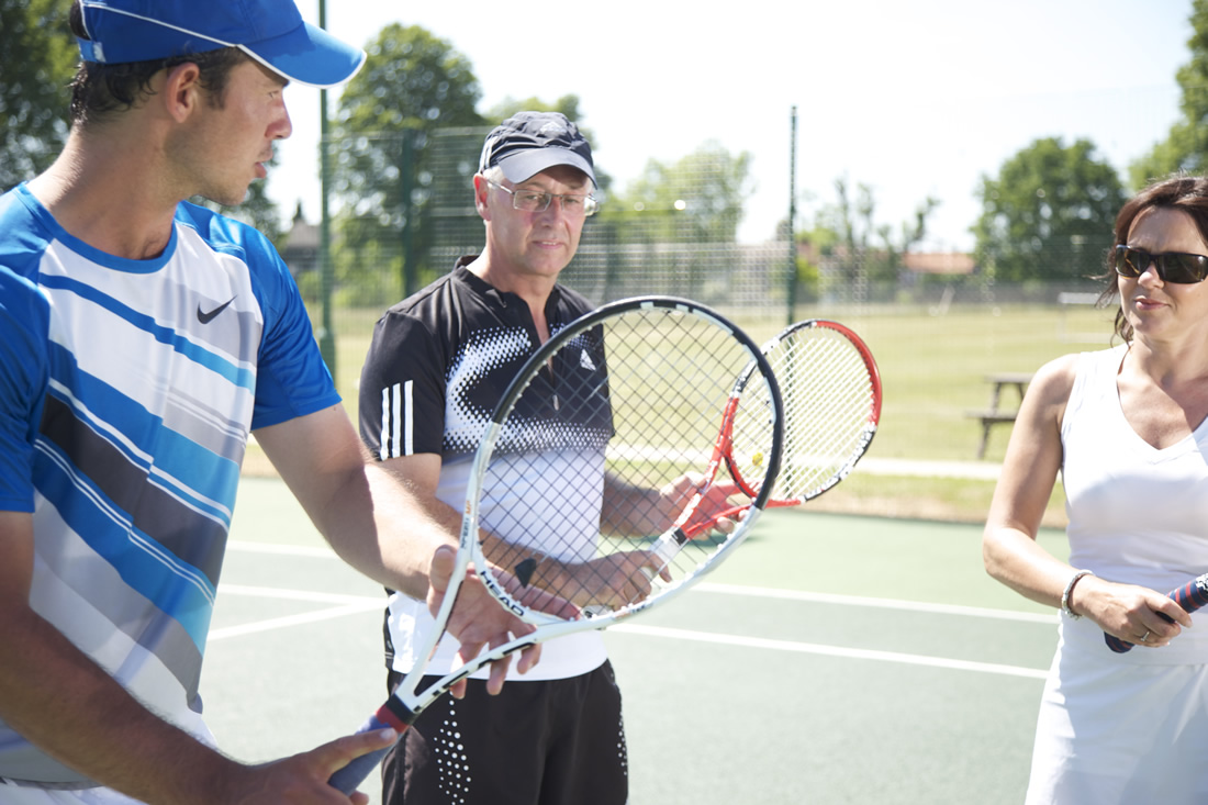Tennis at the The Pavilion Club - East Molesey