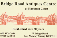 Bridge Road Antiques - East Molesey