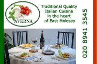 Averna Restaurant East Molesey