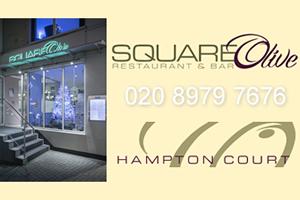 Square Olive Italian Restaurant