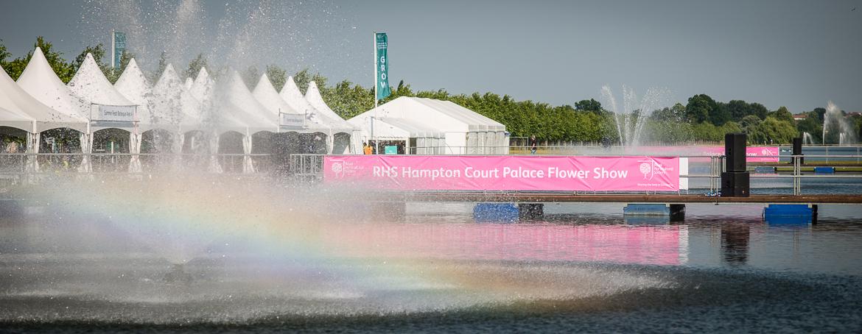 RHS Hampton Court Palace Flower Show 2014