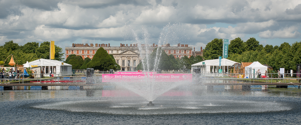 RHS Hampton Court Flower Show 2014