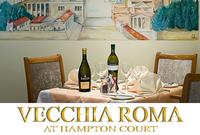 Vecchia Roma Italian Restaurant - Hampton Court