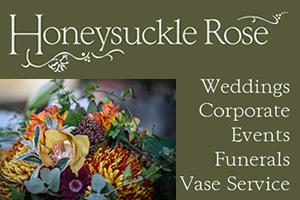 Honeysuckle Rose Flowers