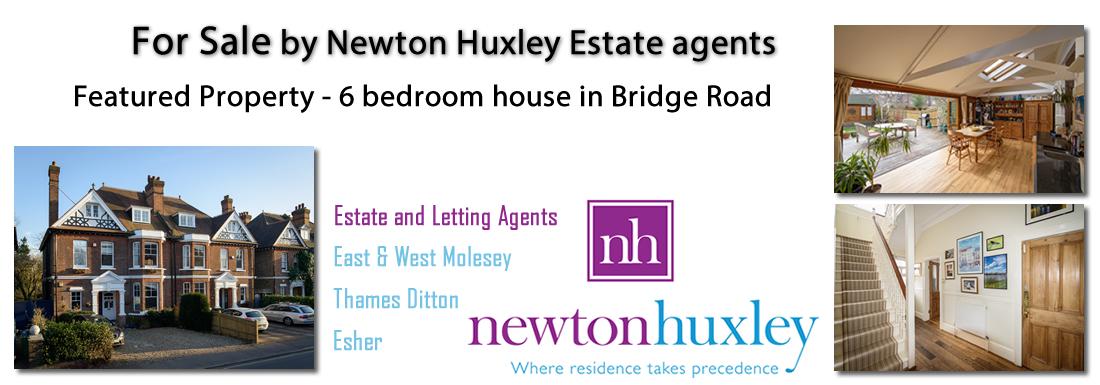 Newton Huxley Featured Property April