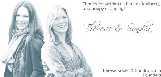 Therese Kober and co-founder Sandra Dunn - Joulberry Bespoke Jewellery