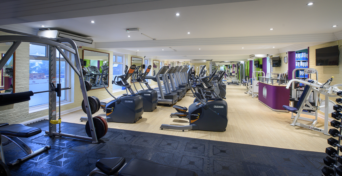 The Gym at the Pavilion Molesey
