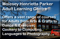 Molesey adult learning centre Henrietta Parker Centre