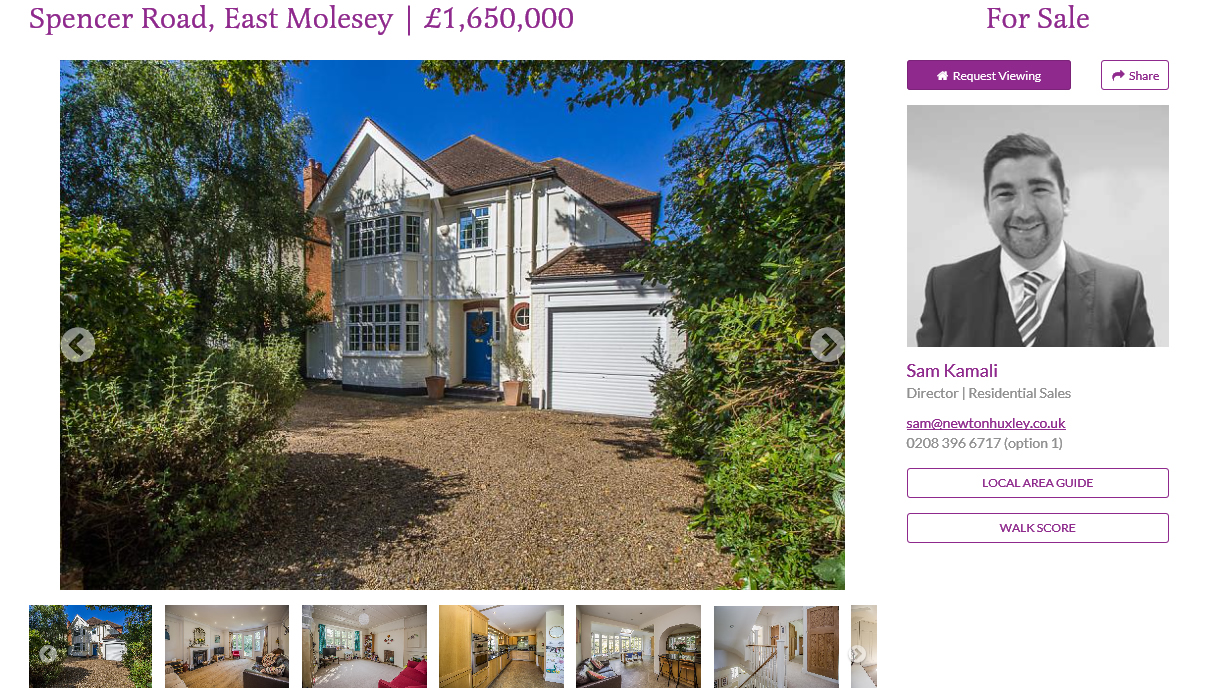 Featured property For Sale