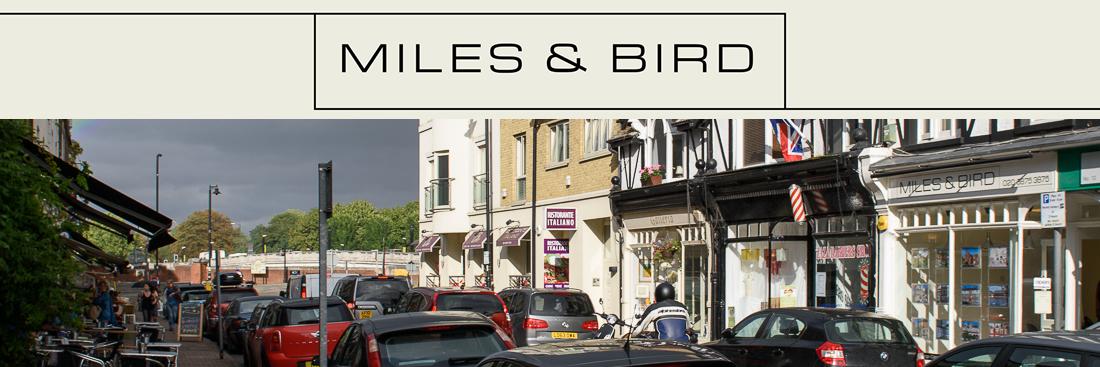 Miles & Bird Estate Agents, Lettings, Commercial, Valuers, Surveyors, Financial Services