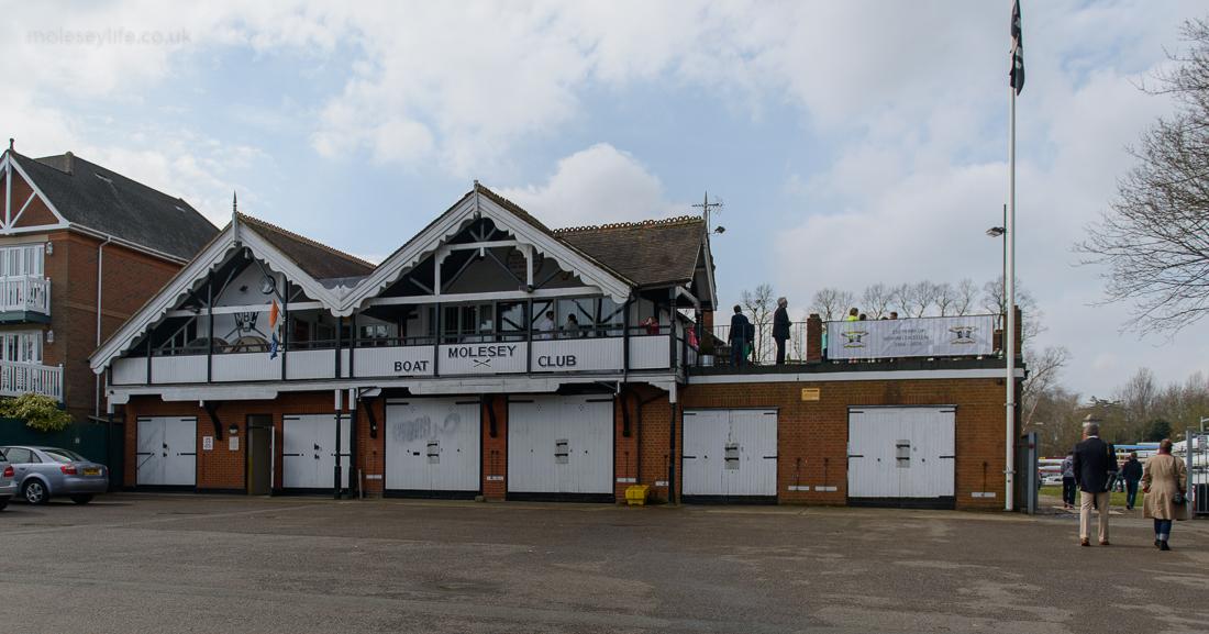 Molesey Boat Club - Club hire