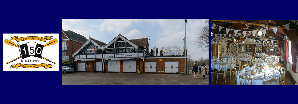 Hire the Clubhouse - Molesey Boat Club