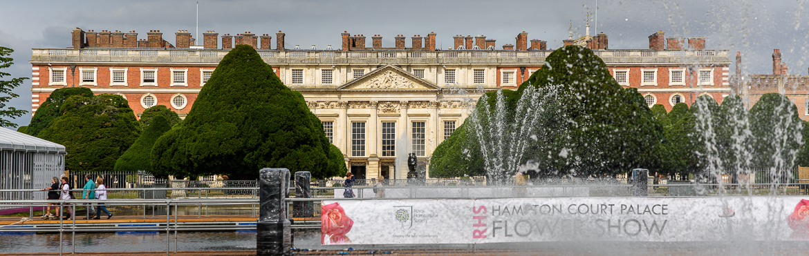 RHS Hampton Court Palace Flower Show 2017