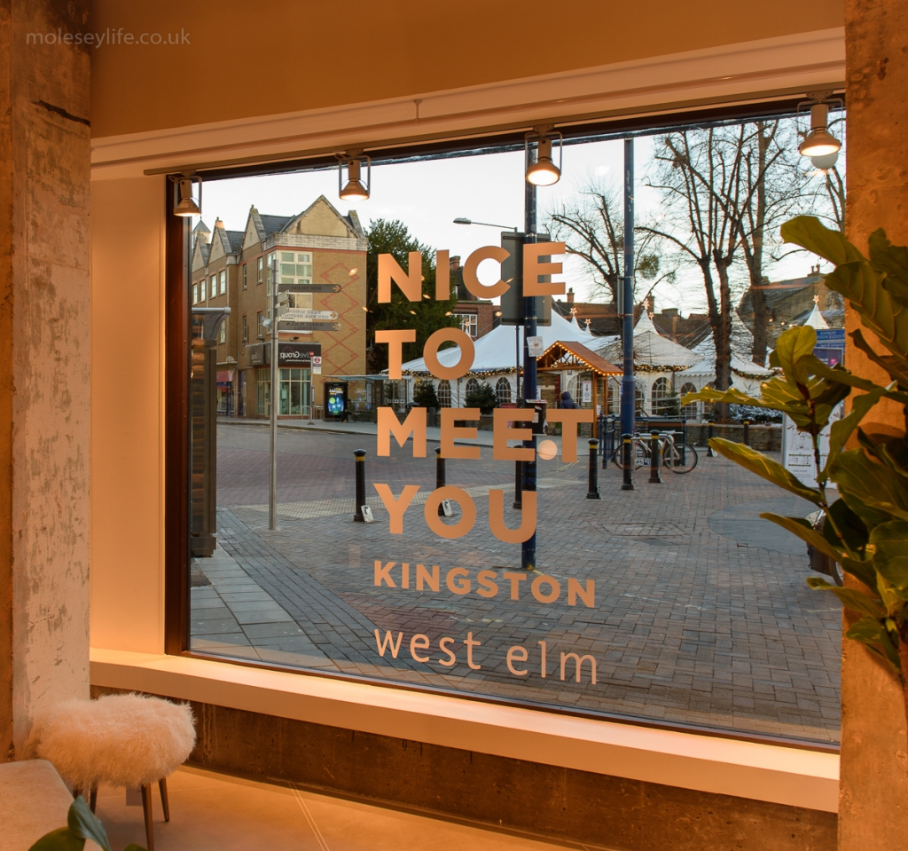 West Elm - Kingston on Thames - East Molesey and Hampton Court Area in Surrey, shops ... - photo#4
