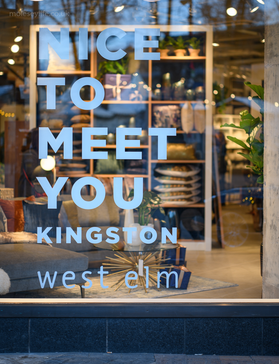 West Elm - Kingston on Thames - East Molesey and Hampton Court Area in Surrey, shops ... - photo#3