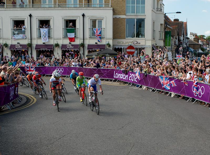 Mens Olympic Road race