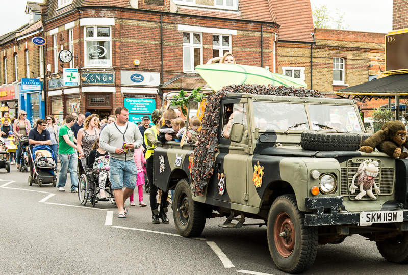 Molesey Carnival 2013