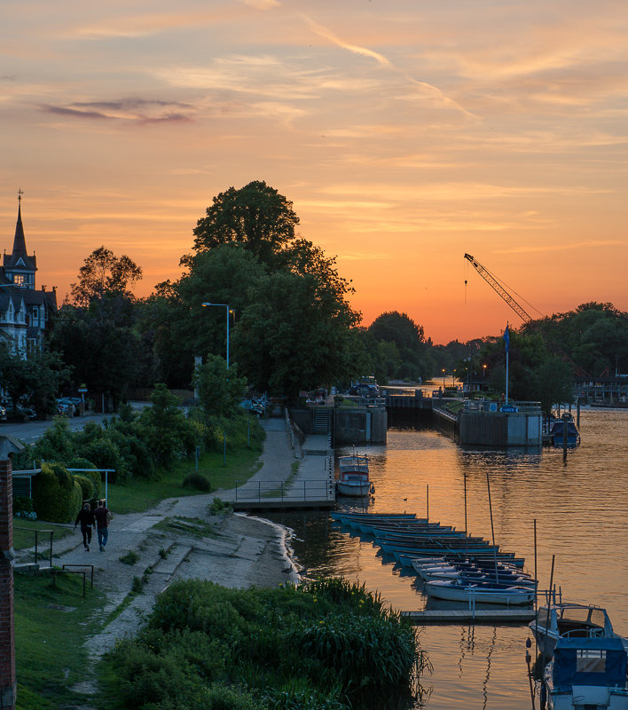 Sunset and Sunrise Photography East Molesey and Hampton Court