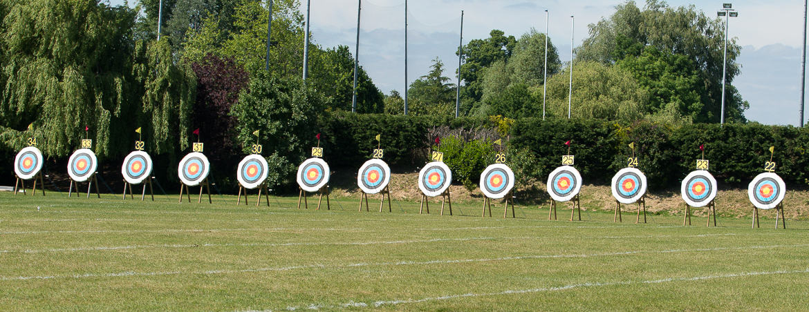 2013 Archery Tournament at the Rivernook Bowmen club
