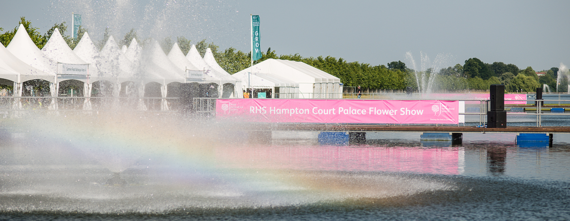 RHS Hampton Court Palace Flower Show – July 9 – 14th 2013