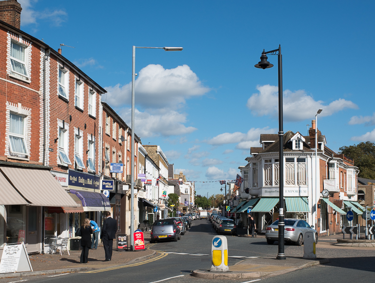 Shops near Hampton Court Palace, East Molesey – Contact details