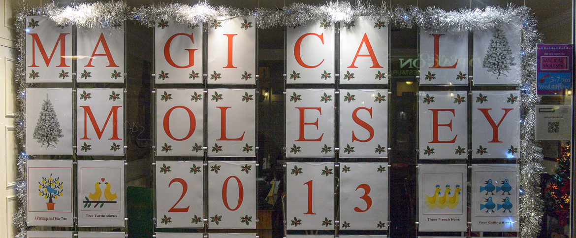 Magical Molesey 2013 December 4th photos