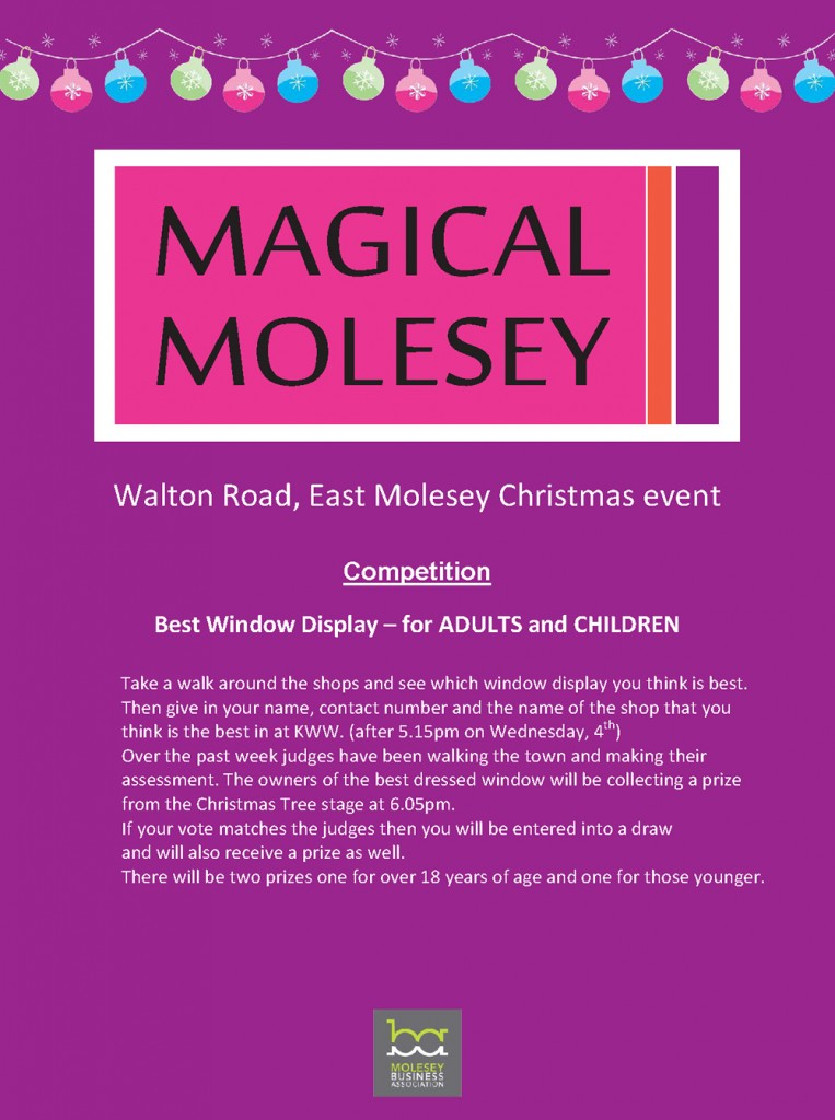 Magical Molesey 2013