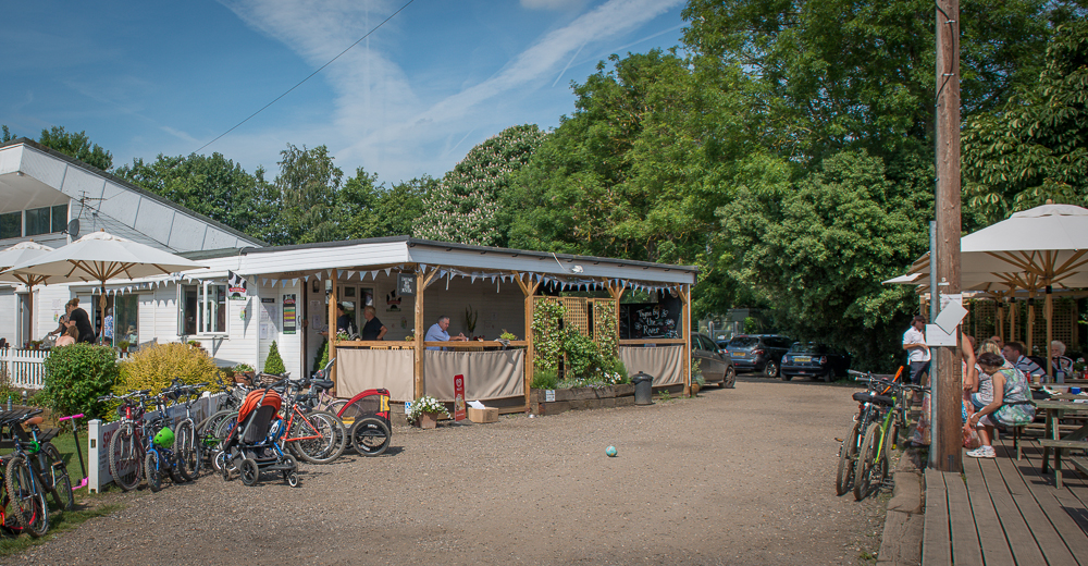 Thyme by the River Cafe Molesey