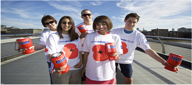 Poppy Appeal Organiser needed in East & West Molesey and the surrounding area