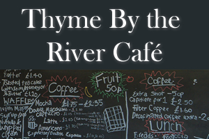 Thyme By the River Café East Molesey Cricket Club