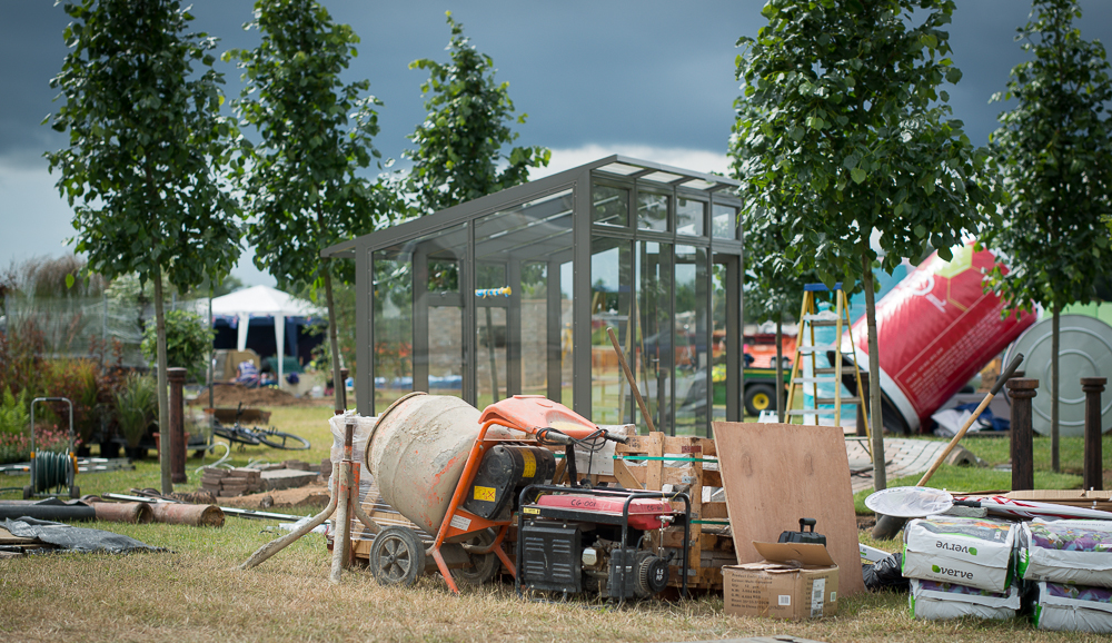 Hampton Court Flower Show 2014