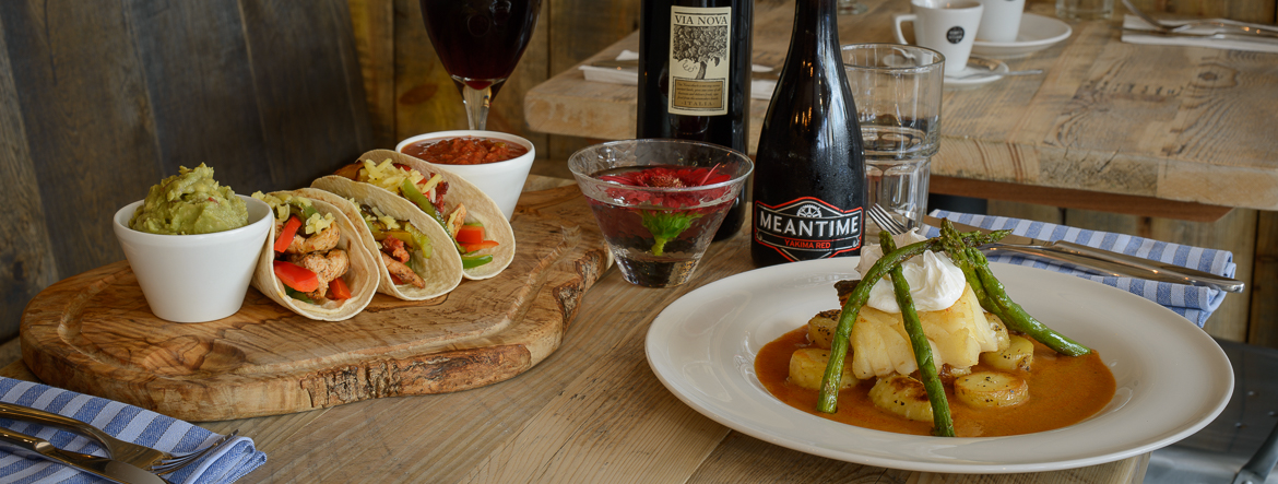Win an evening meal for two at Henry's Kitchen