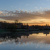 Winter Sunrise photos from Hampton Court Bridge