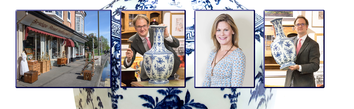 Bridge Road charity antiques Valuation Day