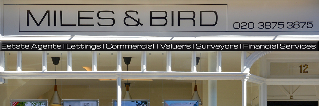 Miles & Bird Estate Agents, Lettings, Commercial, Valuers, Surveyors, Financial Services