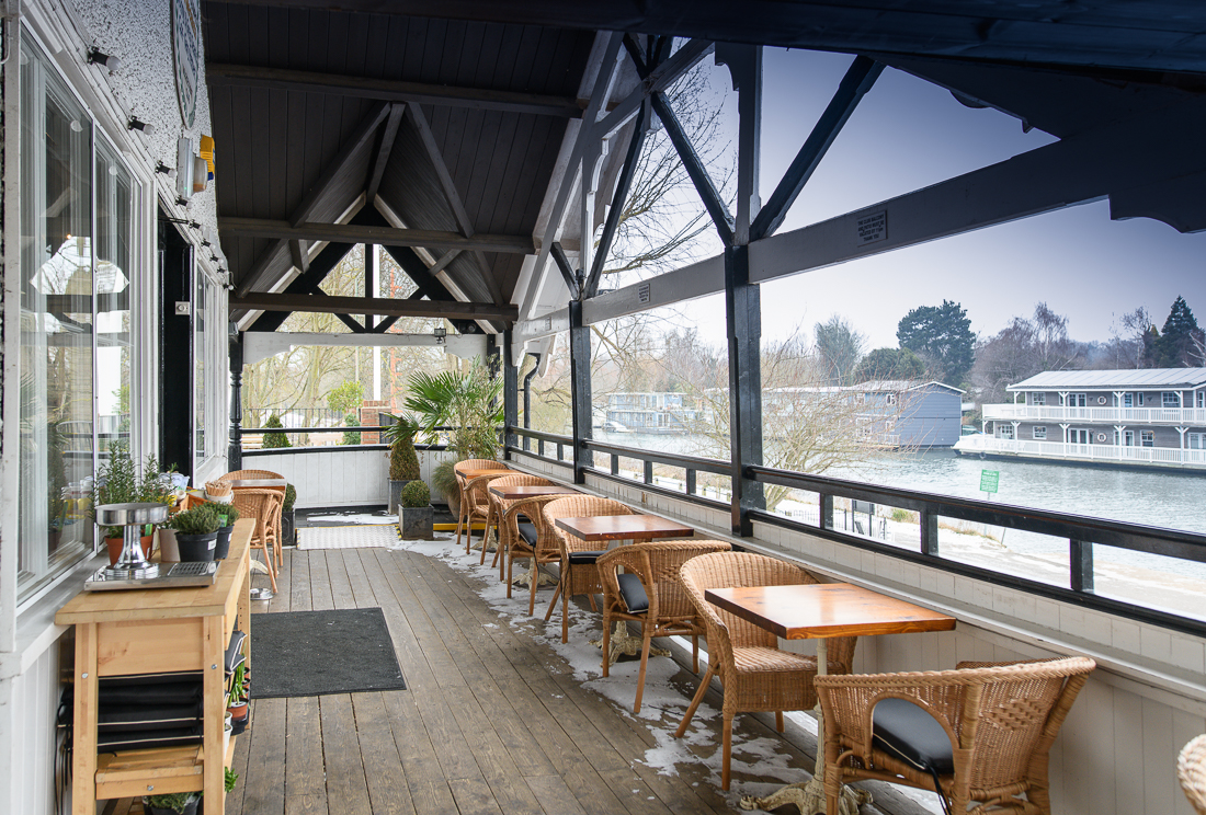 Thyme by the River at Molesey Boat Club