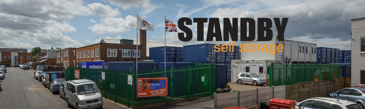 Standby Self Storage - Molesey