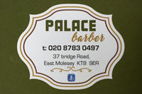 Palace Barber - Bridge Road East Molesey