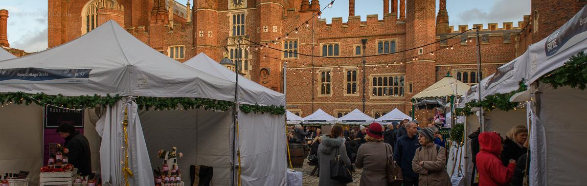 Hampton Court Palace Festive Fayre