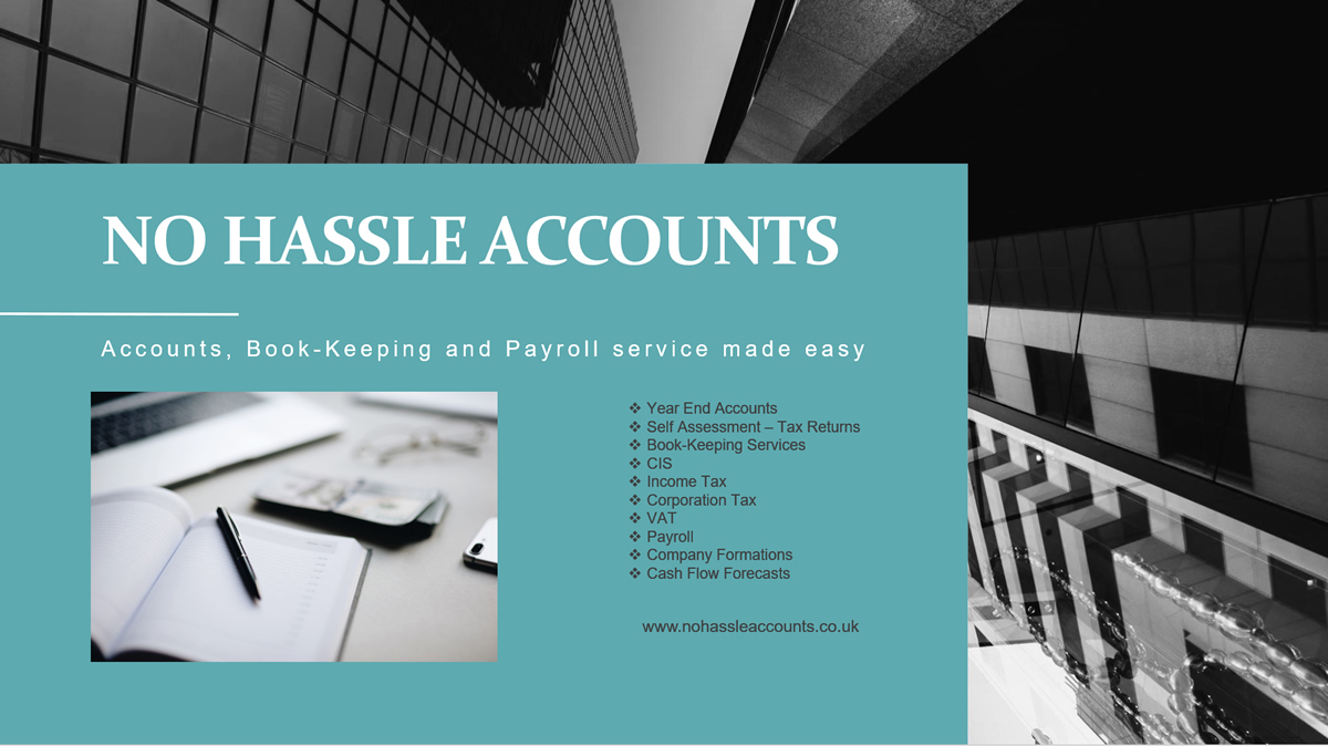 No Hassle Accounts Molesey