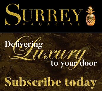 Surrey Magazine Subscribe